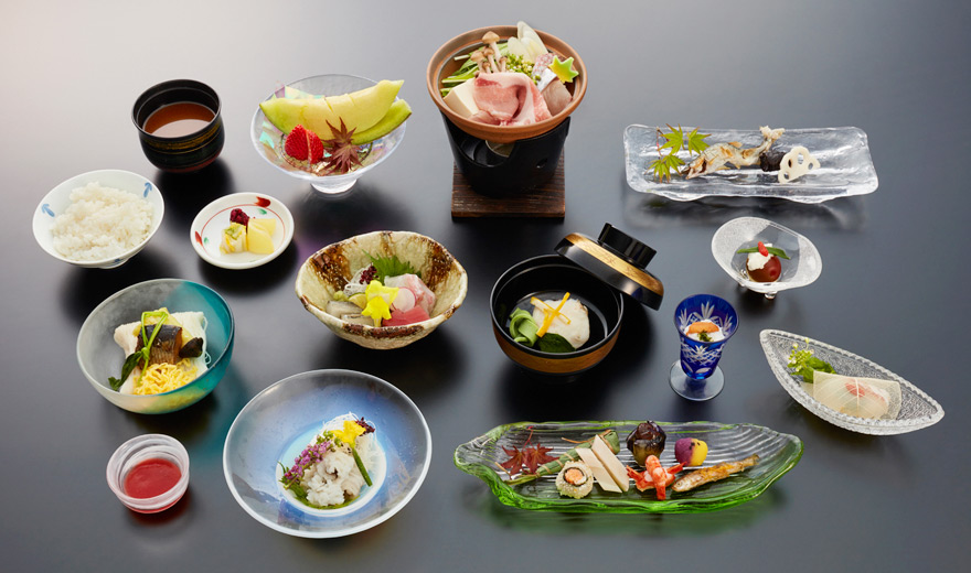 Ayadori Colorful Kaiseki